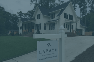 Lafaye Custom Homes Available Homes and Land